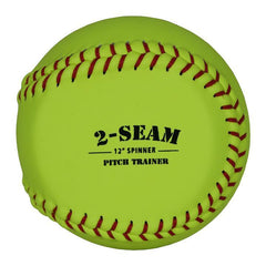 Bownet 2-Seam Flat SPinner Pitch Trainer Ball