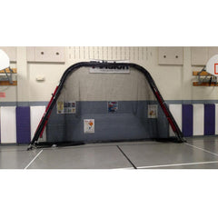 BATCO Indoor and Outdoor Collapsible Home Plate Batting Cage