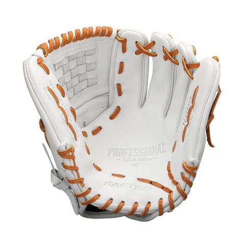 "Easton Infield/Pitcher 12"" Professional Fastpitch Softball Catcher's Gloves"