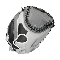 "Easton 33"" Slate Fastpitch Softball Catcher's Mitt"