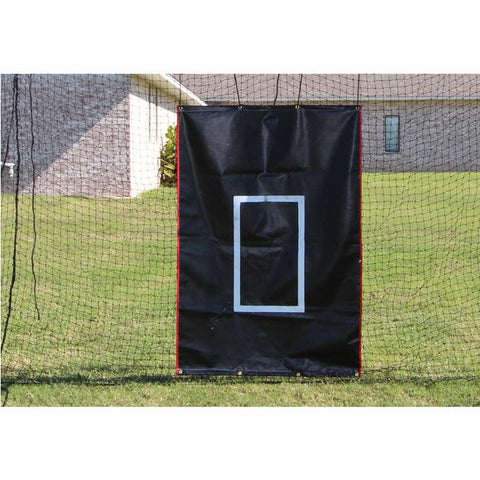 Cimarron Baseball 60' Complete Frame and Batting Cage Bundle