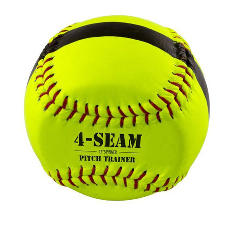 Bownet 4-Seam Flat Spinner- Pitch Trainer Ball