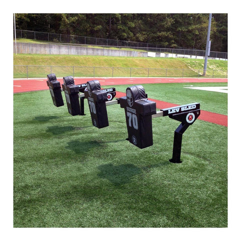 Rogers Lev Sled Outdoor Ground Mount