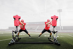 Rogers 2-Man Tek Football Blocking Sled