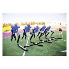Rogers 7-Man Lev Football Blocking Sled