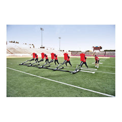 Rogers 4-Man Tek Football Blocking Sled