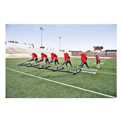 Rogers 6-Man Tek Football Blocking Sled