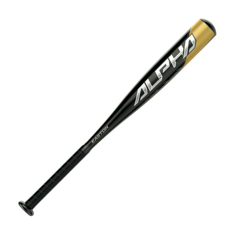 Easton Alpha -10 USA Tee Ball 1-Piece Speed Balanced Aluminum Bat