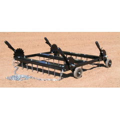 5'x3' Premium Nail Drag w/ Wheel Kit - Pitch Pro Direct