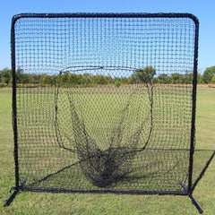 Cimarron Sock Net and Frame Front View