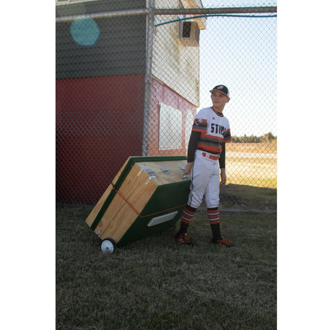 "8"" Extra Wide Portable Pitching Mound"