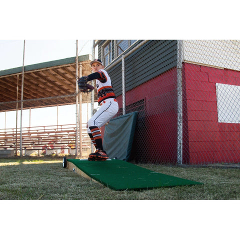 "8"" Intermediate Portable Practice Pitching Mound"