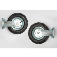 Pitch Pro Platform 8″ Wheel Kit