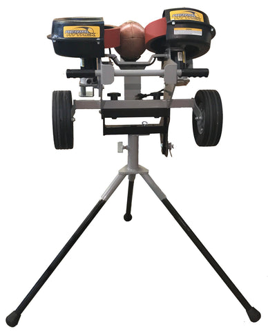 Sports Attack Aerial Attack Football Machine - Pitch Pro Direct