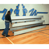 Image of Bison All Aluminum Easy Store Indoor Bleachers - Pitch Pro Direct