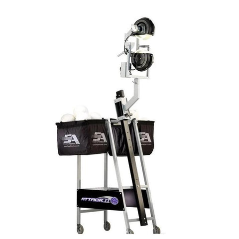 Attack 2 Volleyball Serving Machine - Pitch Pro Direct