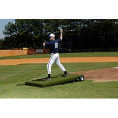 Batting Practice Pitching Platform - Pitch Pro Direct