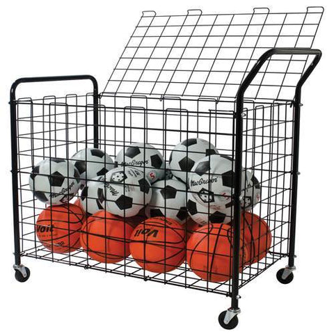 Bison 25-Ball Security Locker - Pitch Pro Direct