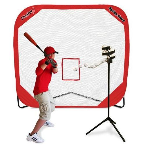 Big League Drop Toss Amp Spring Away Pop Up Net Anytime