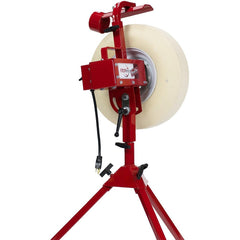 First Pitch Baseline Pitching Machine For Baseball And Softball - Pitch Pro Direct