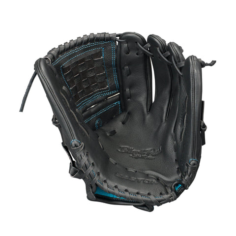 "Easton Black Pearl Pattern 12"" Fastpitch Softball Catcher's Gloves"