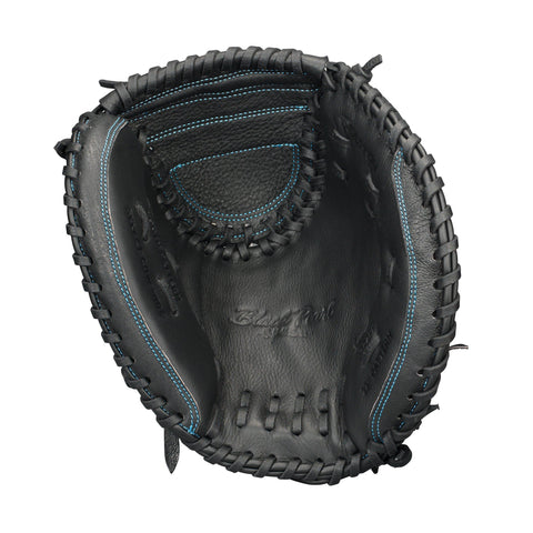 "Easton Black Pearl 33"" Fastpitch Softball Catcher's Mitt"
