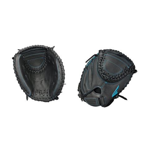 "Easton Black Pearl 33"" Fastpitch Softball Catcher's Gloves"