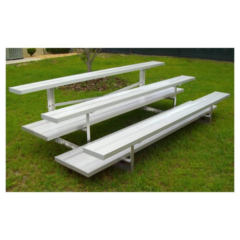 2-3 Row Aluminum Bleachers - Pitch Pro Direct
