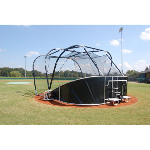 ProCage Replacement Net For Professional Portable Batting Cage - Pitch Pro Direct