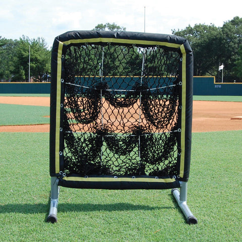 9-Hole Pitcher's Pocket Pitching Target - Pitch Pro Direct