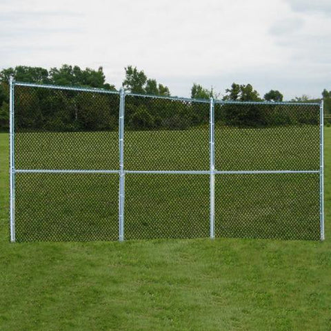 JayPro Permanent Baseball/Softball Backstop 3 Panel
