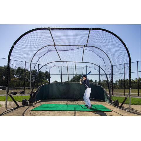 ProMounds 6' X 12' Unlined Batting Mat - Pitch Pro Direct