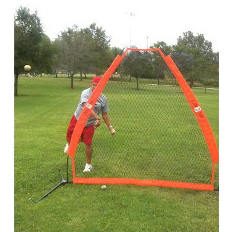 Bownet Portable Pitching Screen