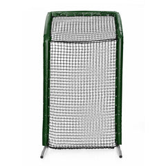 Fast Pitch Bullet Softball Screen W/ Overhead 8' x 4'