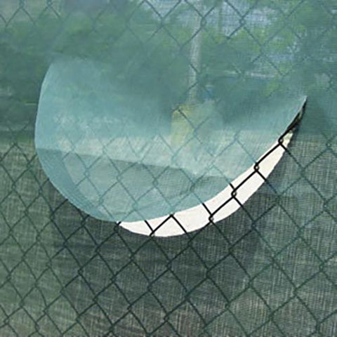 Jaypro Classic Wind Screen Half Moon Wind Flap - Pitch Pro Direct