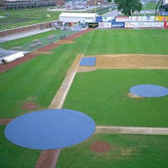 Collegiate Grade Field Covers