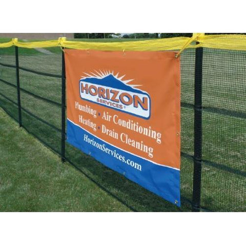 Grand Slam Fencing – Banner Kit