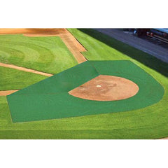 FieldSaver® Vinyl Coated Field Mesh Cover for Batting Practice - Pitch Pro Direct