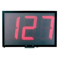 "Sports Radar 3 Digit Red Led 8"" Display DL834"