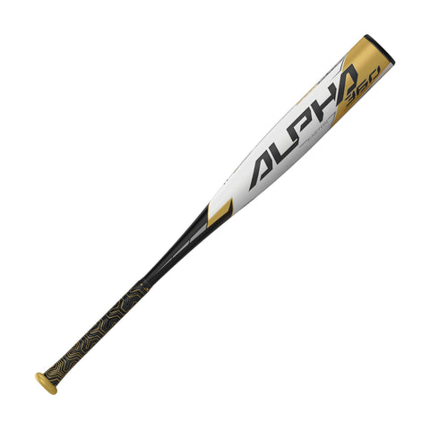 Easton Alpha 360 -10 JBB 1-Piece Speed Balanced Aluminum Bat