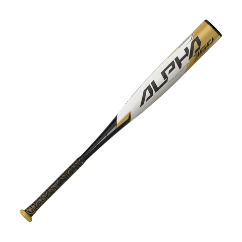 Easton Alpha 360 -10 USSSA 1-Piece Speed Balanced Aluminum Bat