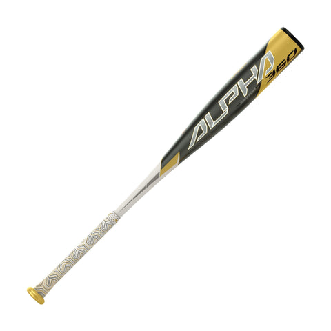Easton Alpha 360 -13 USA 1-Piece Speed Balanced Aluminum Bat