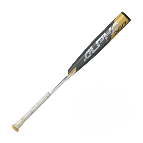 Easton Alpha 360 -3 BBCOR 1-Piece Power Balanced Aluminum Bat