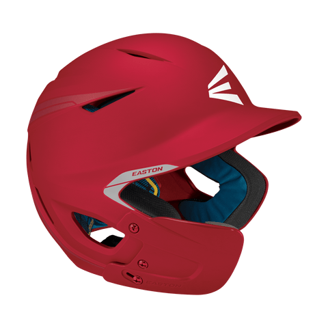 Easton Pro X Matte Baseball Batting Helmet with Extended Jaw Guard