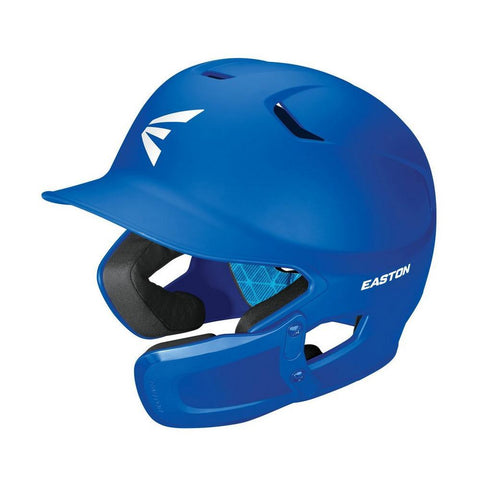 Easton Z5 2.0 Solid Baseball Batting Helmet with Universal Jaw Guard