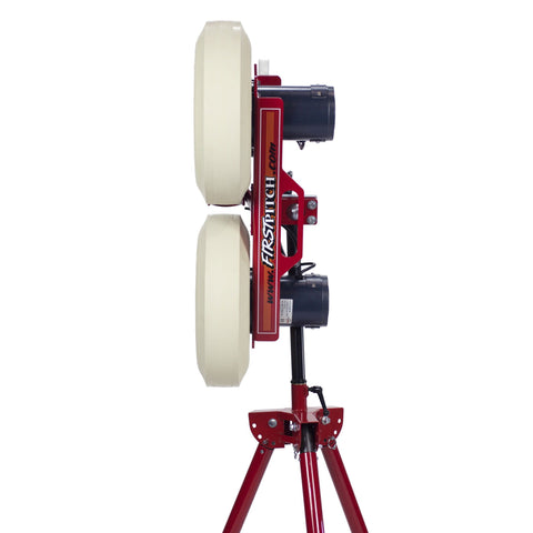 First Pitch Bowler Pro Cricket 168 KPH Machine - Pitch Pro Direct