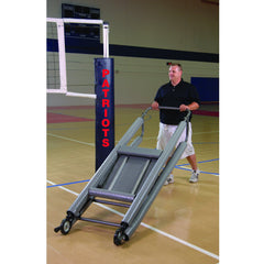 Bison Folding Padded Volleyball Officials Platform with Padding