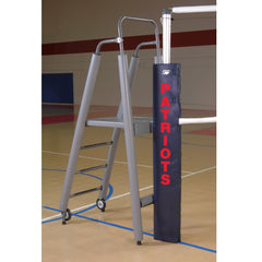 Bison Folding Padded Volleyball Officials Platform with Padding - Pitch Pro Direct