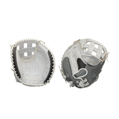 "Easton 34"" Ghost Fastpitch Softball Catcher's Mitt"