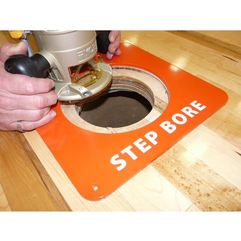 Bison Hinged Brass Floor Plate Installation Kit - Pitch Pro Direct